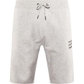 Peak Performance M's Ground Shorts Grey Melange